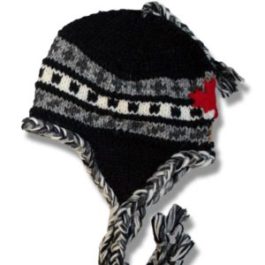 Adult Earflap with tassle