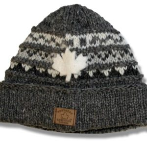 Adult Roll Up tuque w/o POMPOM