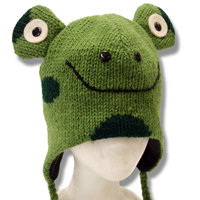 Kids Animal Tuques