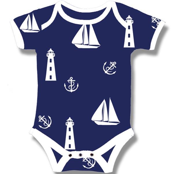 Nautical on Navy