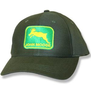 John Moose Hunter Green Baseball Cap