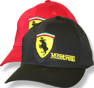 Mooserrari Montreal Red Baseball Cap