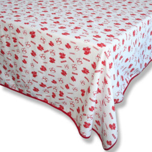 Canadian Maple LeafTable Cloth