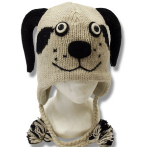 Dalmation Dog Tuque