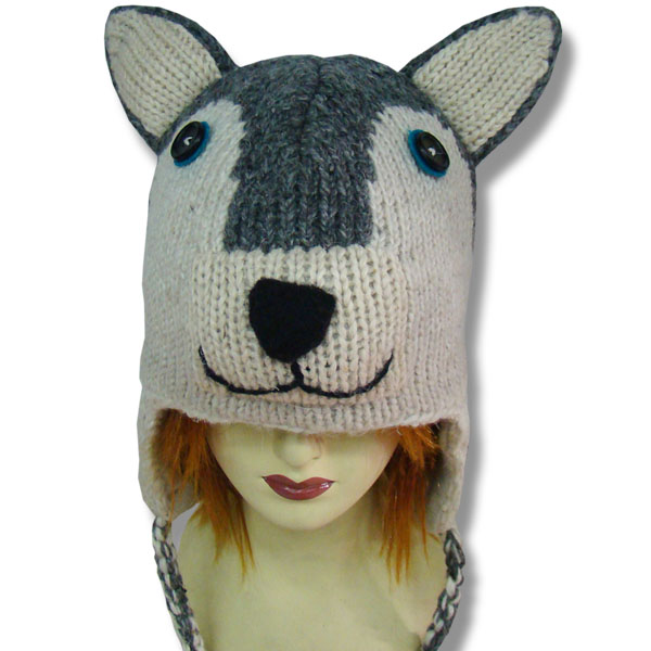 Wolf Tuque