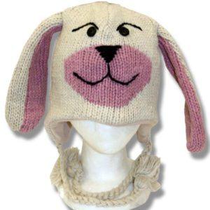 Bunny Head Tuque