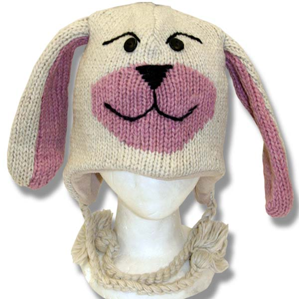 Bunny Head Tuque