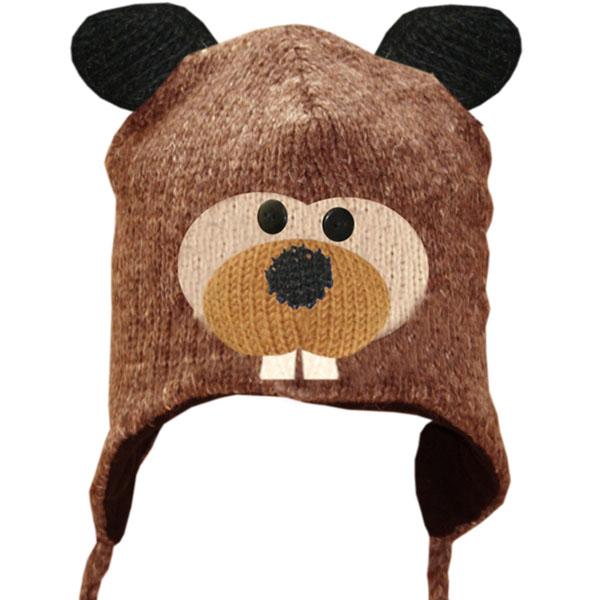Beaver Head Kids Tuque