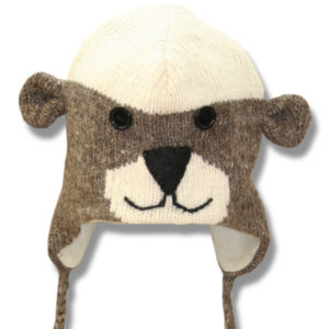 Dog Head Kids Tuque