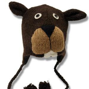 Beaver#2 Head Tuque kids
