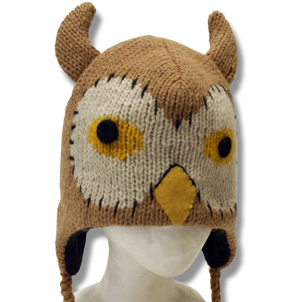 Owl Kids Tuque