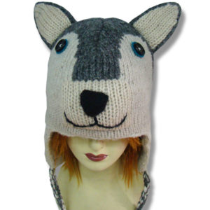 Wolf Kids Tuque