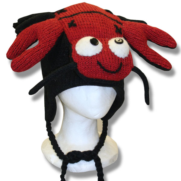 Lobster Kids Tuque