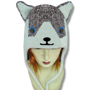 Husky Head Kids Tuque