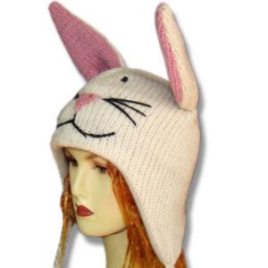 Bunny Head Kids Tuque