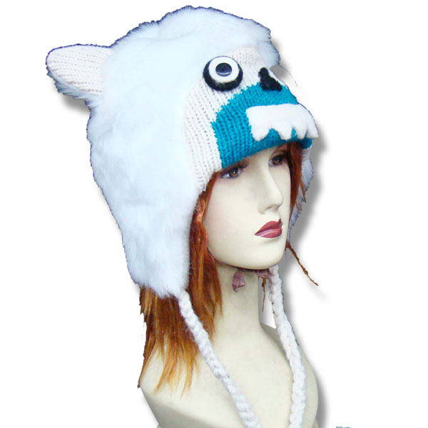 Yetti Kids Tuque