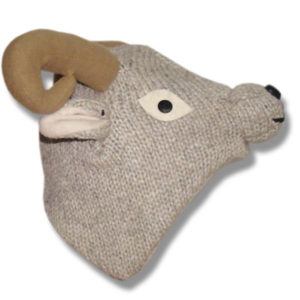Ram Head Kids Tuque