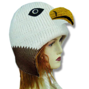Eagle Head Kids Tuque