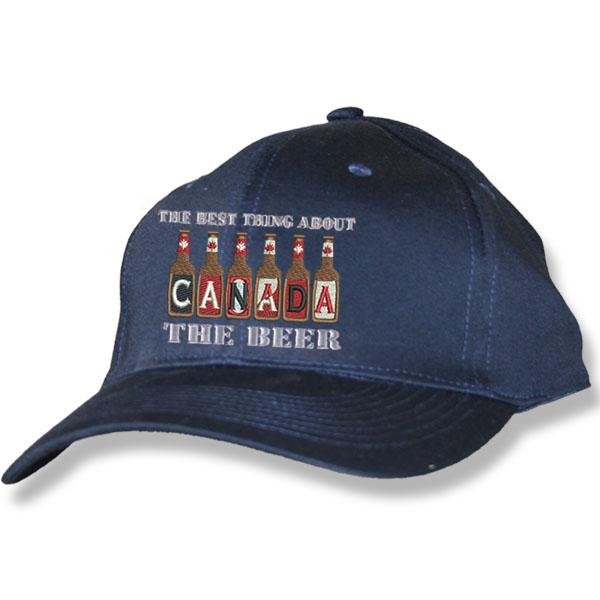 The Best Thing Navy Baseball Cap