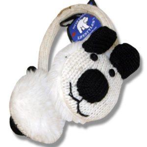 Ear muffs Polar bear