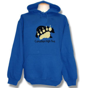 Canadian High FivePull-over Hoodie