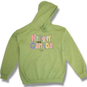 Hanging in Canada Pull-over Hoodie