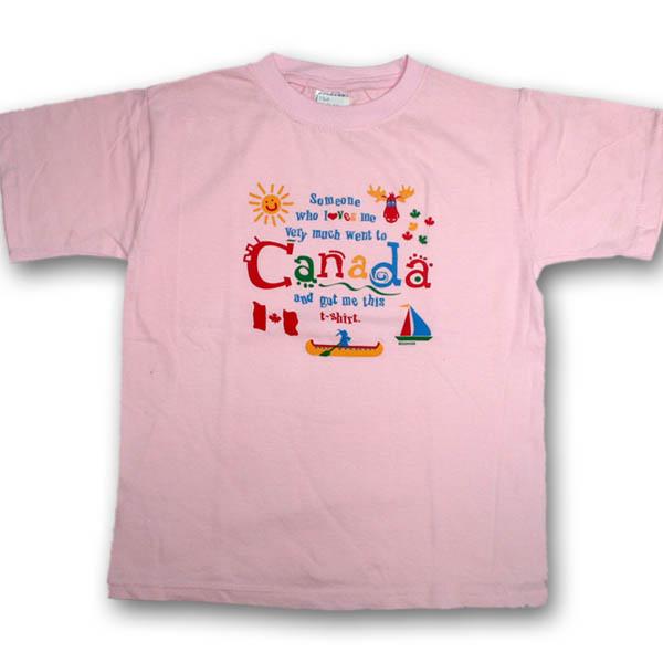 Someone Who Loves Me . . Screen Print Kids T-Shirt