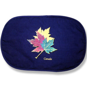 Canadian Three Maple LeafPlacemat