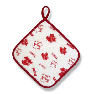 Canadian Maple LeafPotholder