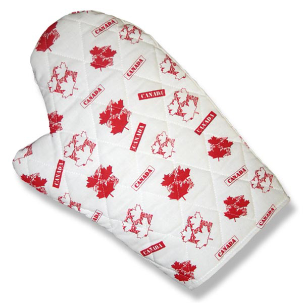 Canadian Maple LeafOven Mitt