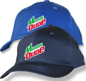 Mountain Dude Baseball Cap