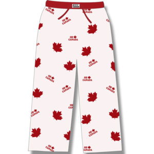 Oh Canada ML on White