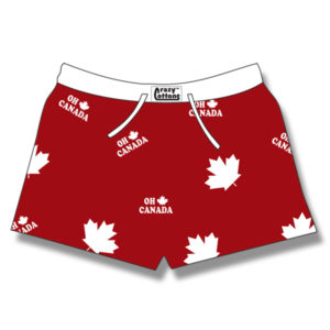 Oh Canada ML on Red