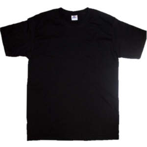 Black Adult T-Shirts