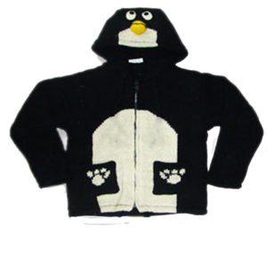 Penguin Kids Hooded Jacket