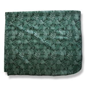 Microfiber blanket with Maple Leaf