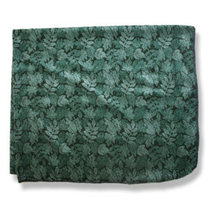 Microfiber blanket with Maple Leaf