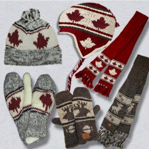 Wool hats and accessories-KIDS-ADULT