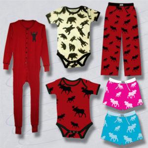 INFANTS-KIDS-YOUTH-ADULT PYJAMAS