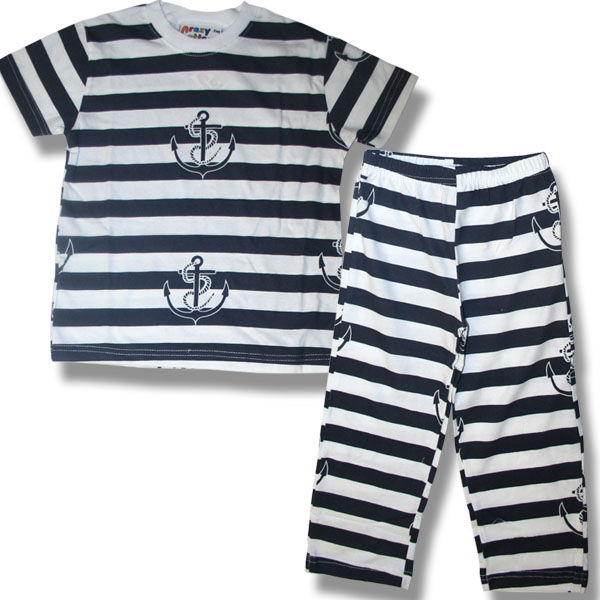Nautical on Stripes