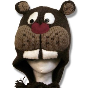 COMIC BEAVER TUQUE