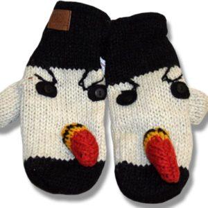Puffin Adult Woolen Mittens