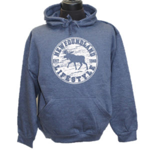 YOUTH HOOD WITH MOOSE LIFESTYLE & TOWN NAME