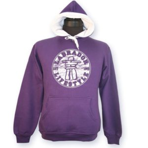 LADIES HOOD WITH INUKSHUK LIFESTYLE