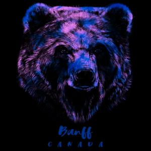 RAINBOW BEAR HEAD